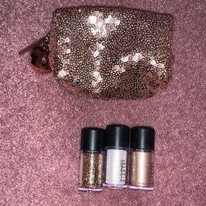 Mac Snowball Pigment and Glitter Kit